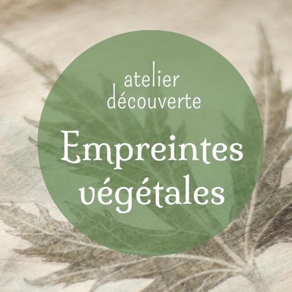 Atelier empreintes végétales : le Tataki Zome
